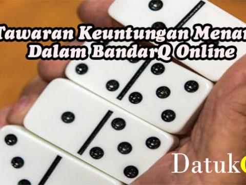 Tawaran Keuntungan Menarik Dalam BandarQ Online